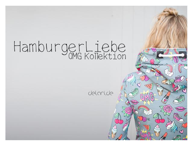 OMG Fabrics von Hamburger Liebe
