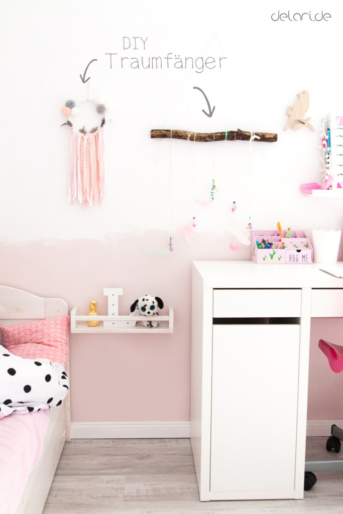 m dchen kinderzimmer diy ideen teil 2 delari. Black Bedroom Furniture Sets. Home Design Ideas