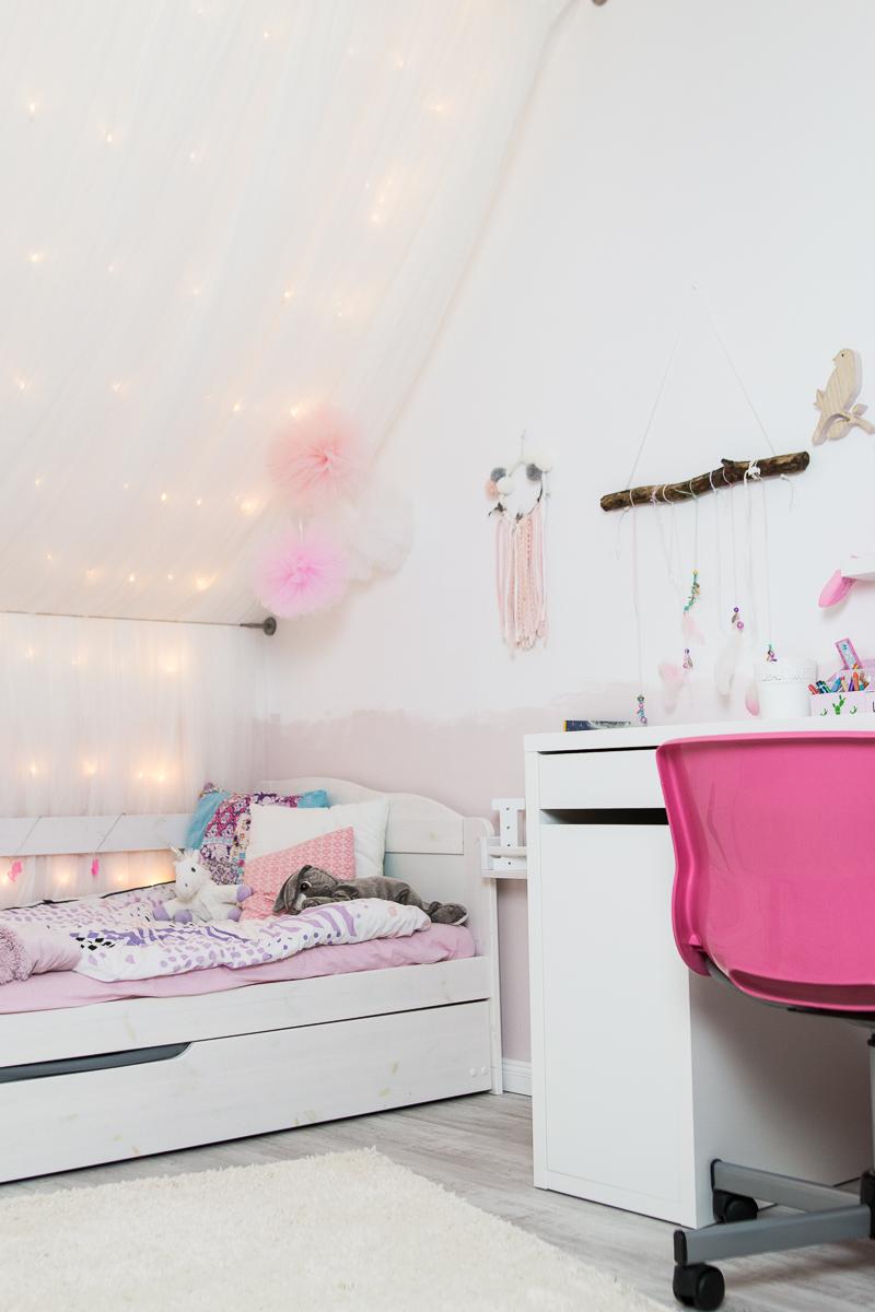 Mädchen Kinderzimmer DIY Ideen - Teil 2 - delari