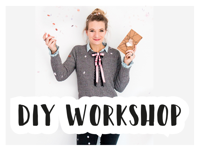 DIY Workshop – FashionBow & Clutch
