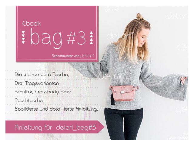 delaribag#3 – das Ebook zur Tasche