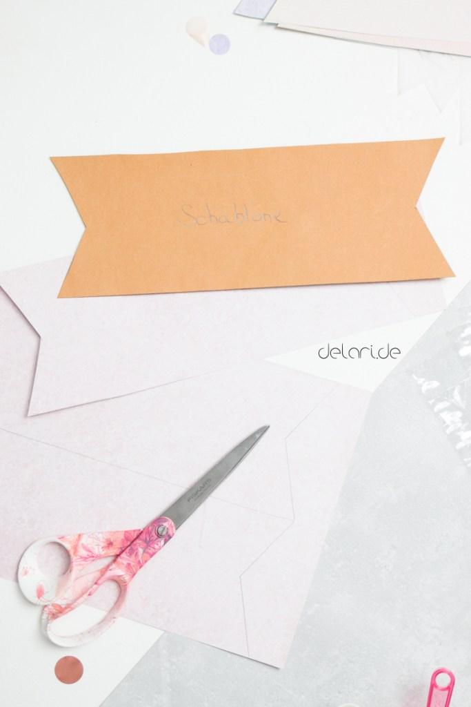 Einladungskarte Konfetti Glitzer Kindergeburtstag Schulkind basteln