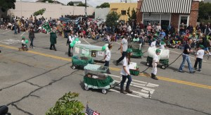 2018 Livermore Rodeo Parade floats