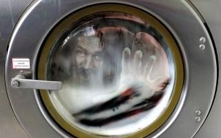 pe masina de spalat