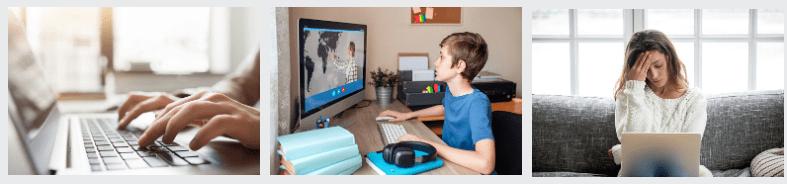 copii la calculator