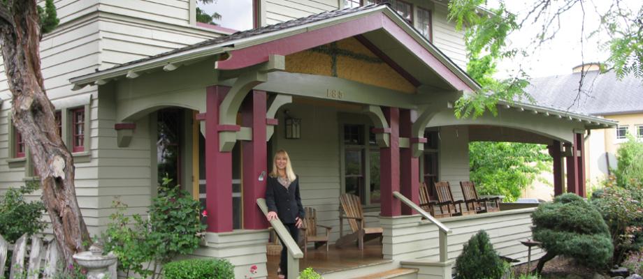DeLaunay House Vacation Rentals Ashland Oregon Ashland Oregon Lodging 5 Star Special Services