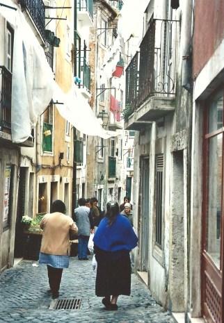 Scènes de rues, Lisbonne