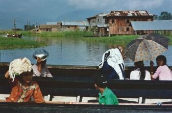 Lac Inlé, Birmanie (octobre 2005)