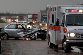 Newark Two-Car Crash
