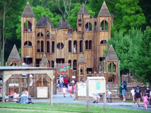 Kids Castle Playground