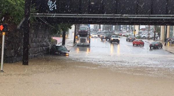 Storms bring heavy rain, hail, flooding in Delaware ...