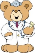 Dr. Teddy Bear