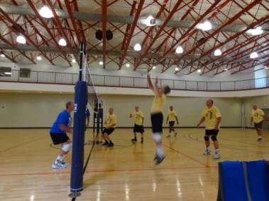 Men's Volleyball – Play All Year