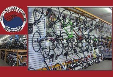Tony's Bicycle Shop