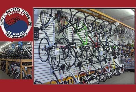 Tony's Bikes