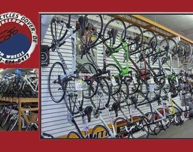 Tony's Bicycle Shop