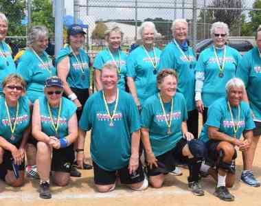 Delaware Senior Olympic Softball Tournament