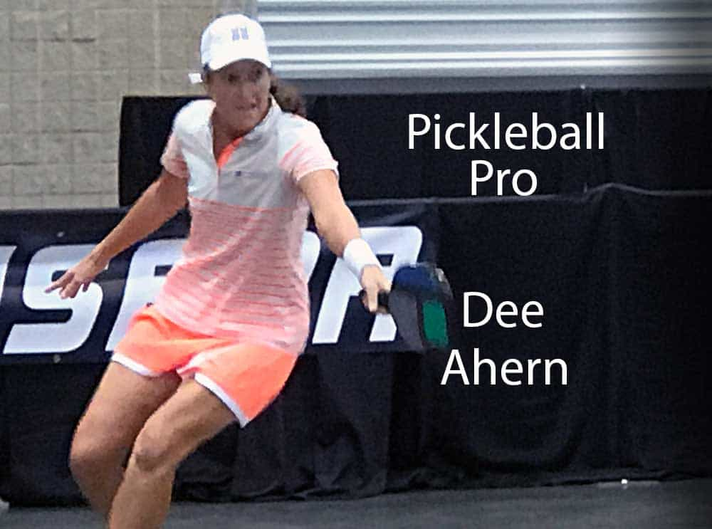 Dee Ahern Pickleball Pro