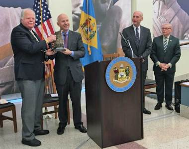 Ed Freel Governor's Heritage Award