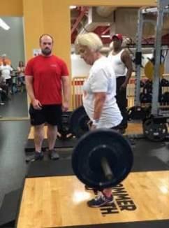 DSO Seniors Set Olympics Records | Delaware Senior Olympics