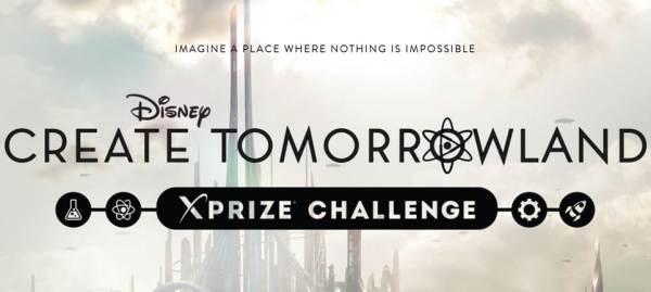 Disney's Create Tomorrowland – XPRIZE Challenge