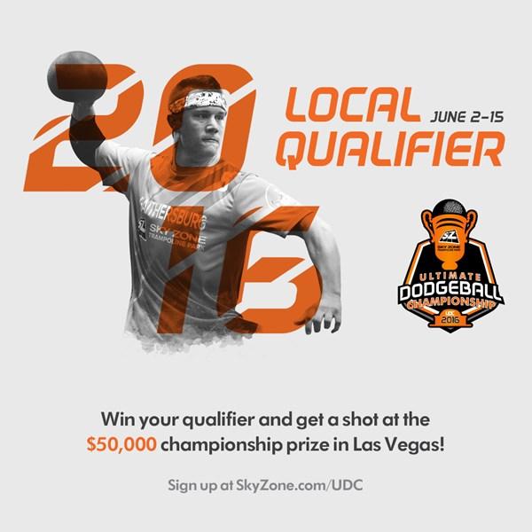 dodgeball local qualifier