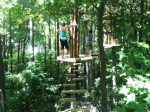 Kids or Adults Go Free at Go Ape Treetop Adventure or Treetop Junior