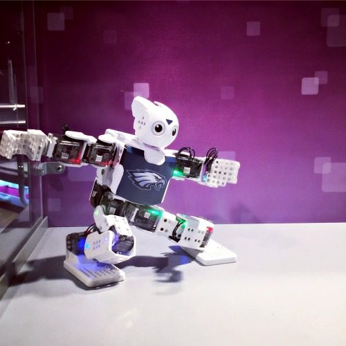 robot revolution Franklin Institute