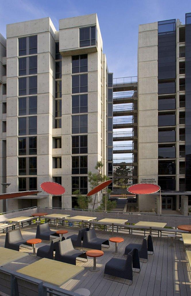 Muir Tamarack Apartments University Of California San Go