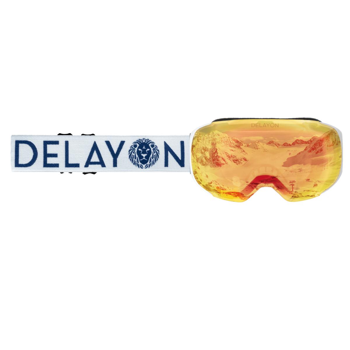 DELAYON Eyewear Explorer Goggle