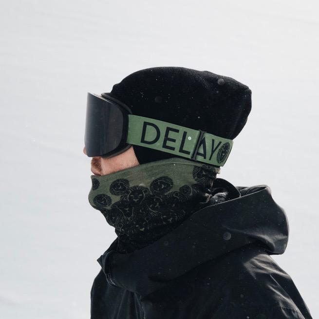 Delayon Eyewear2in1 Goggle Core 2in1 Neckwarmer Nicolas Metz St Anon Am Arlberg