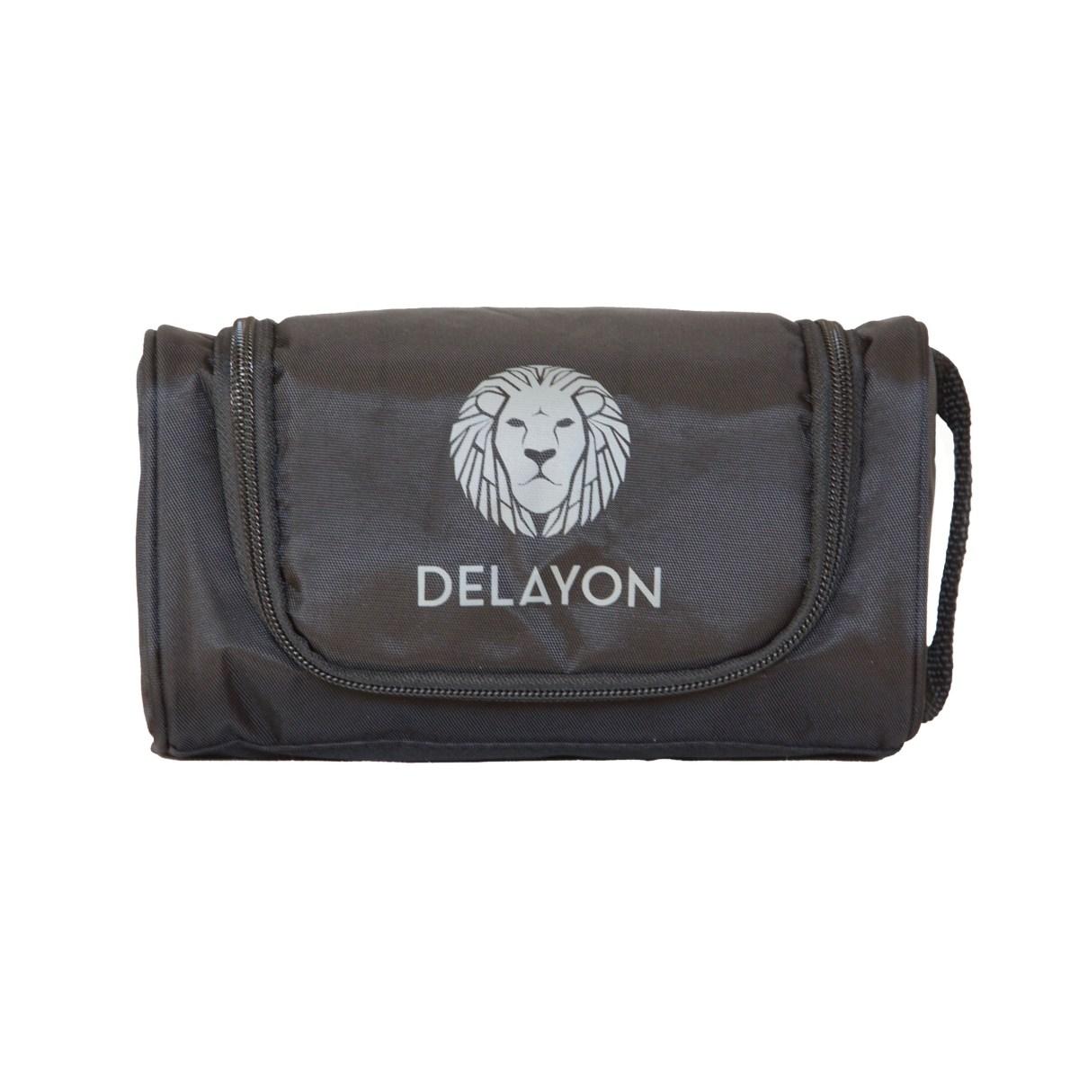 DELAYON Eyewear Shelter Goggle Case