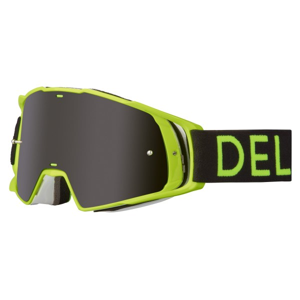 DELAYON Eyewear MX Goggle The Squad Nuclear Green Color
