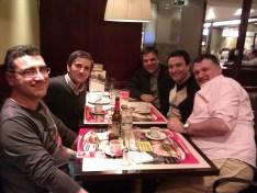 2011 Pardo, Diego, Balda, Amigo y Ion