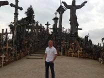 Colina de las cruces (Lituania)