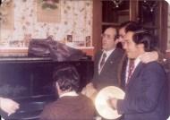 Zuazo Los salesianos, Aurelio, Alejandro, Alfonso Álvarez