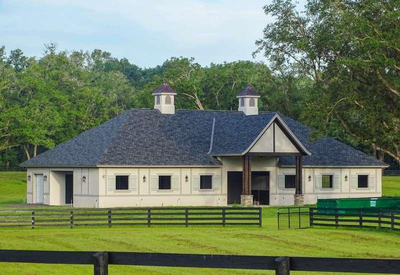 Custom Barn Construction | Ocala, FL – Delbene Construction ...