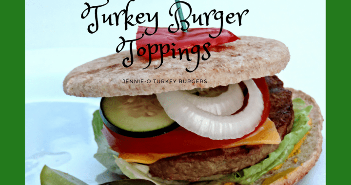 Turkey Burger Toppings