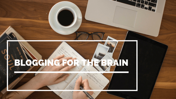 blogging is good for self healing