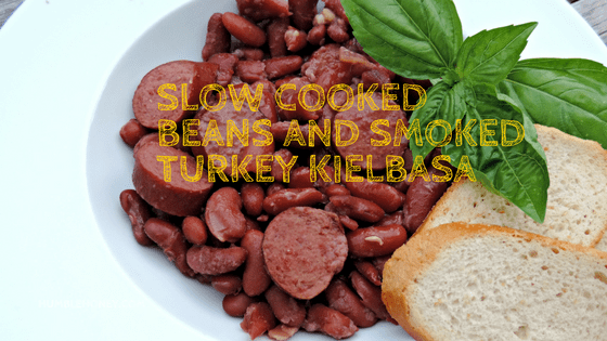 smoked turkey kielbasa