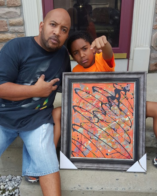 father-and-son-artist