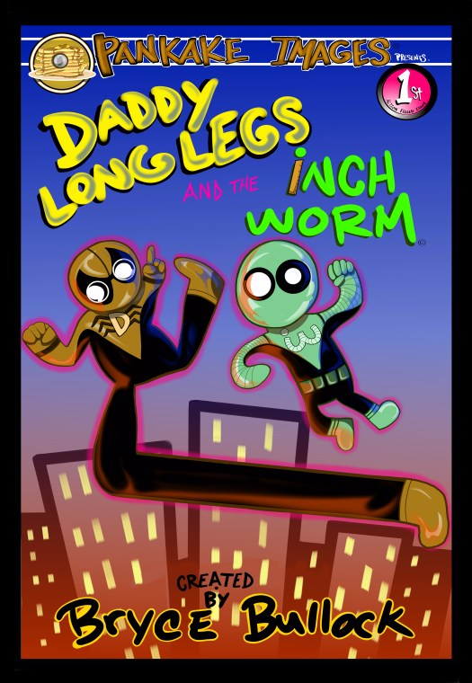 Daddy-LongLegs-and-the-Inchworm-Comic-Book