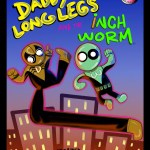 Daddy-Long-Legs-and-the-Inchworm-Comic-Book