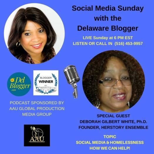 Dr-DeBorah-Gilbert-White-homelessness-advocate