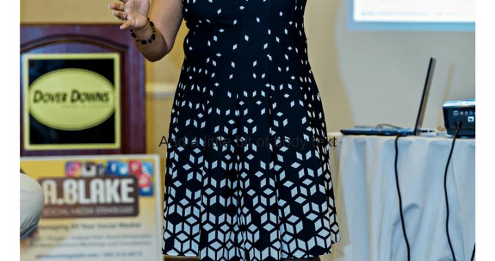 Volunteer Delaware Conference Presentation at Dover Downs