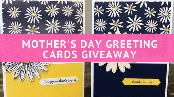 Mother's Day Greeting Cards Giveaway