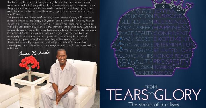 From Tears to Glory: The Stories of Our Lives Podcast Interview with Omar Rashada