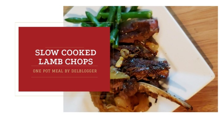 Slow Cooked Lamb Chops
