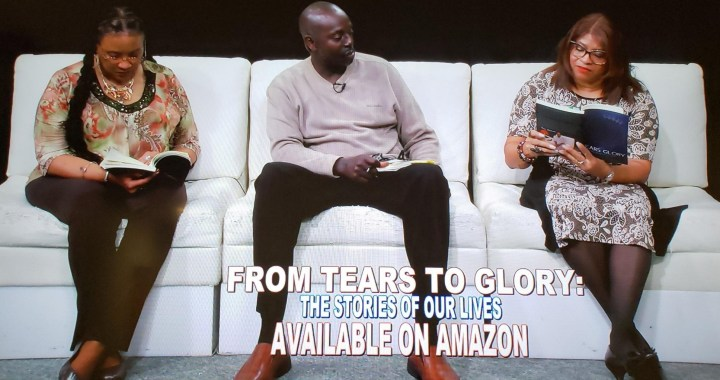 From Tears to Glory : The Stories of Our Lives Book Discussion