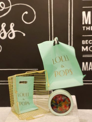 Lolli & Pops Candy Shoppe Tasty Tour at the Christiana Mall